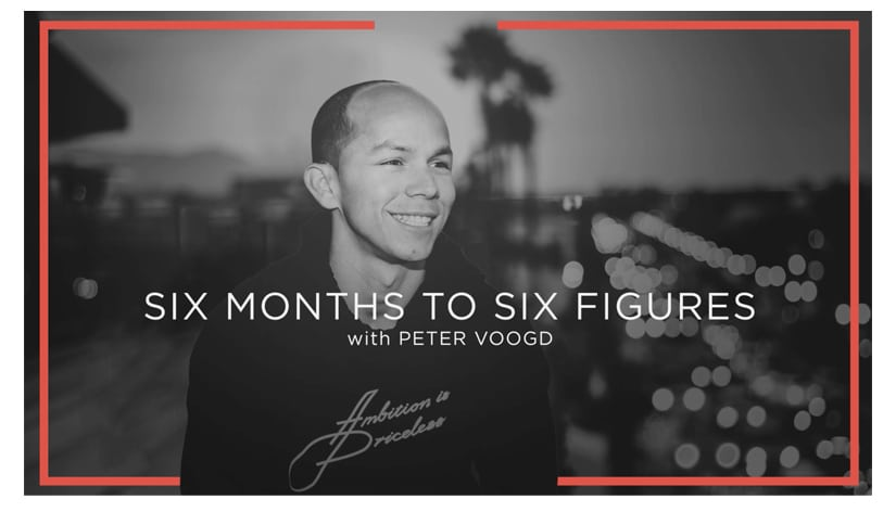 Six Months to Six Figures Download