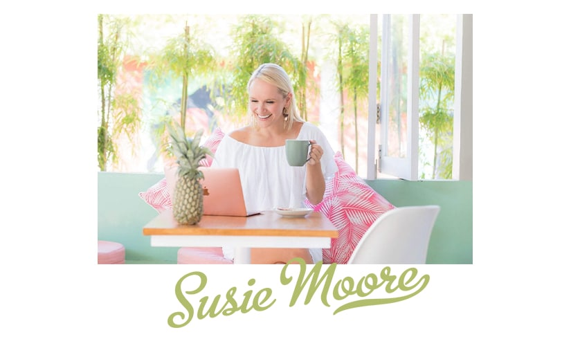 Susie Moore - Five Minutes to Famous