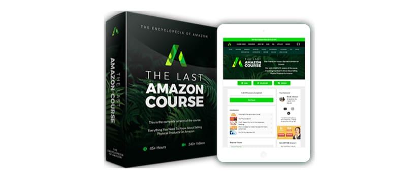 Brock Johnson - The Last Amazon Course