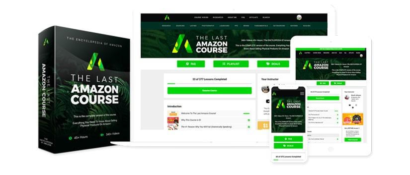 Download The Last Amazon Course