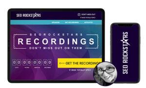 SEO Rockstars 2020 Recordings