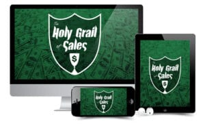 The Holy Grail Of Sales