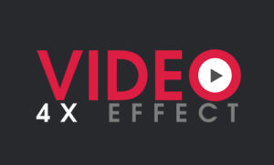 The Video 4x Effect