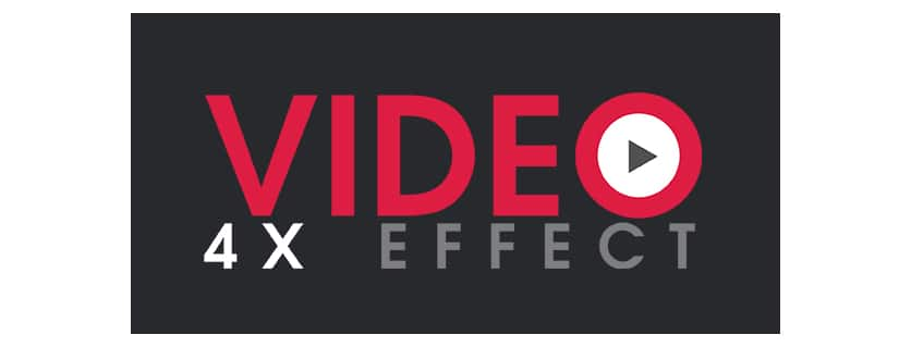The Video 4x Effect Free Download
