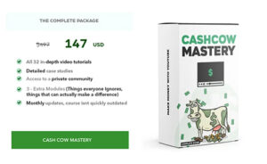 Cash Cow Mastery
