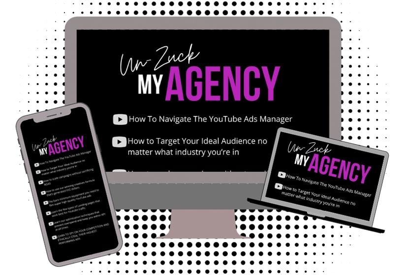 Isaac Ruble - Unzuck My Agency