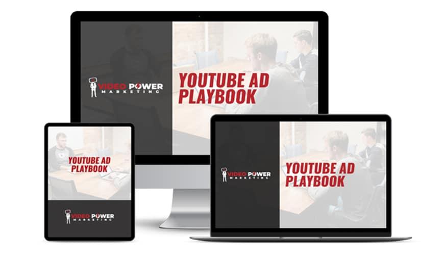 Jake Larsen YouTube Ads PlayBook