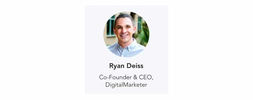 Ryan Deiss - Build A High-Converting Homepage From Scratch v2