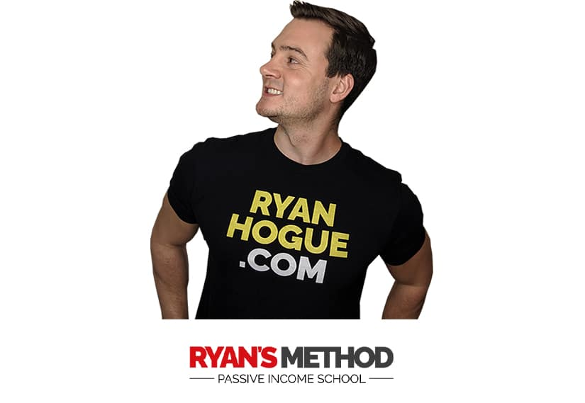 Ryan Hogue - Ryan's Method Dropshipped POD