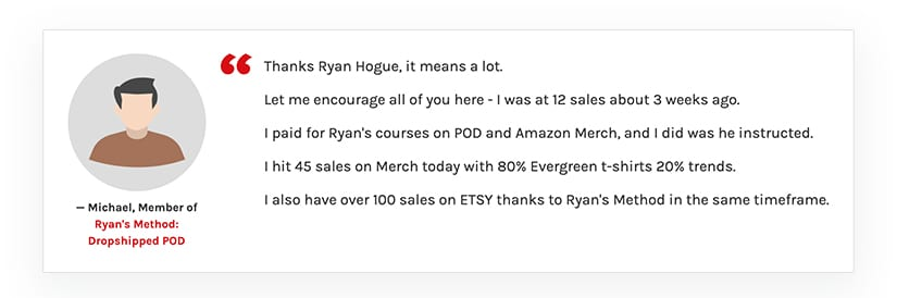 Ryan's Method Dropshipped POD Download