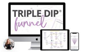 Triple Dip Funnel
