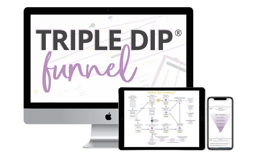Triple Dip Funnel Download Free