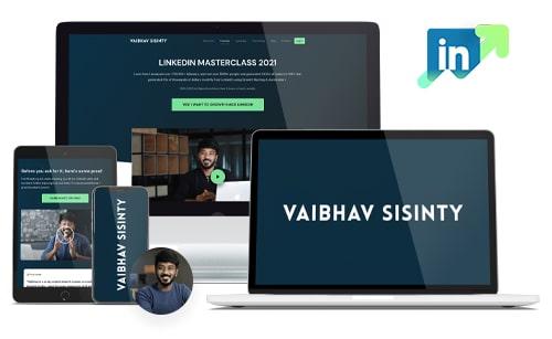 Linkedin Masterclass 2021