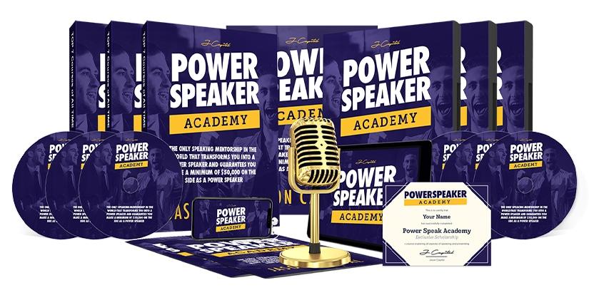POWER SPEAKING ACADEMY DOWNLOAD NOW