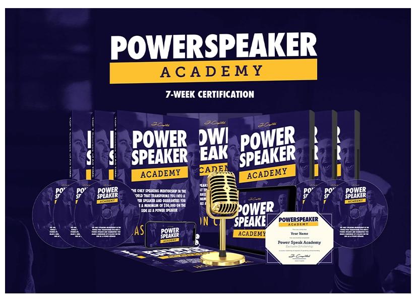 Power Speaking Academy Download