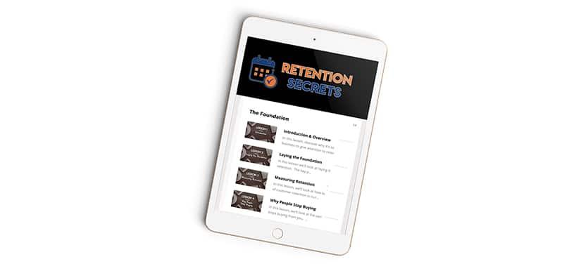 Retention Secrets Download