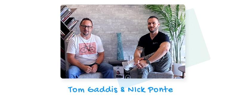 Tom Gaddis & Nick Ponte - Yellow Brick Road