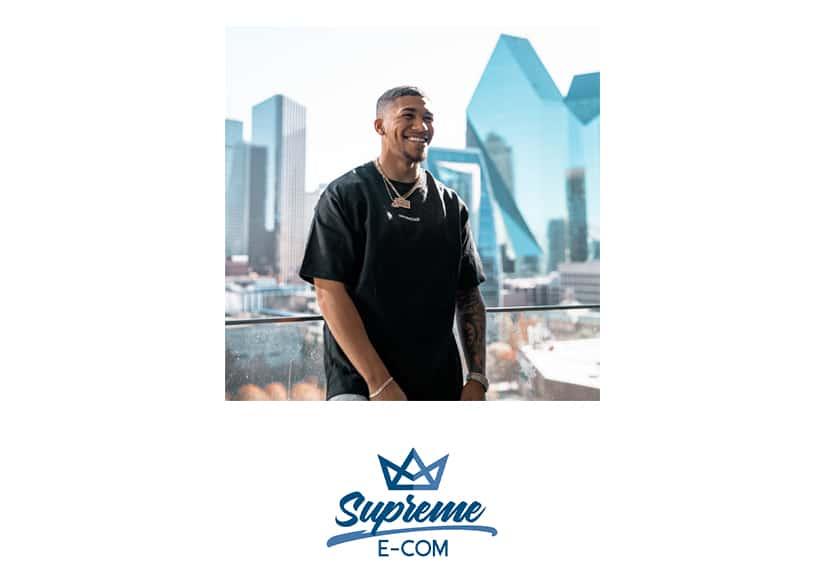 Alex Hampton - Supreme Ecom Blueprint