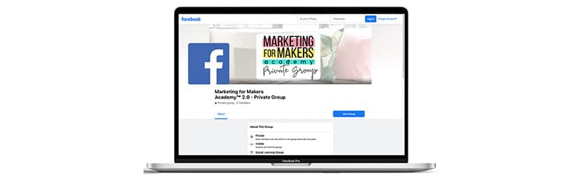 Alisa Rose Marketing For Makers Academy 2.0
