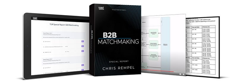 B2B Matchmaking Special Report