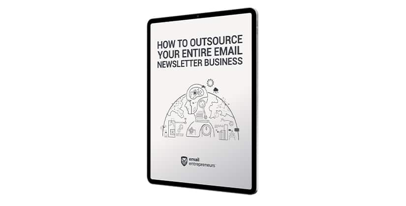 Download Newsletter Secrets Masterclass