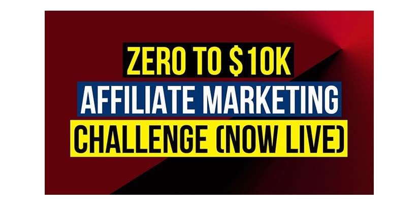 Joshua Zero To 10k Challenge