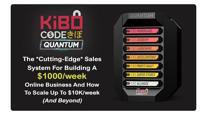 Kibo Code Quantum Course