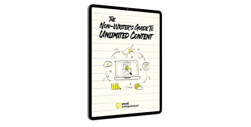 McGroarty Newsletter Secrets Masterclass