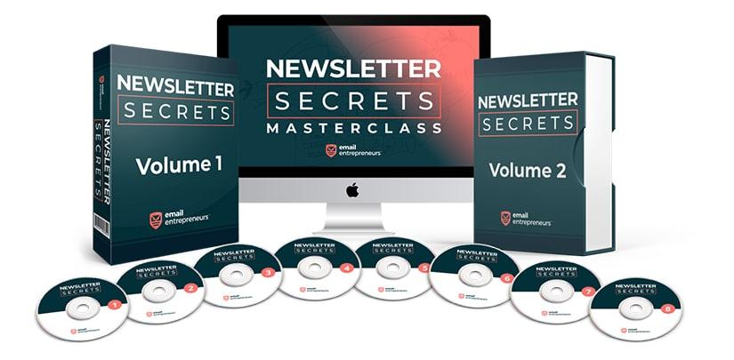 Newsletter Secrets Masterclass Download