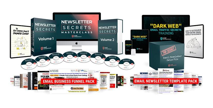 Newsletter Secrets Masterclass Get Free