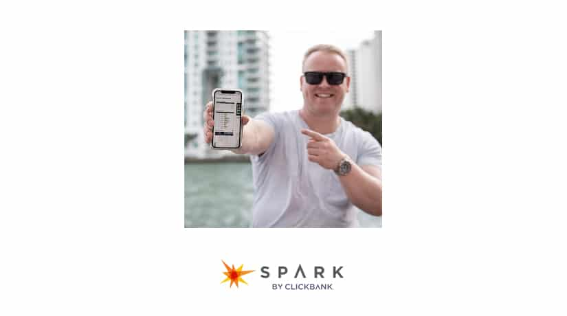 Robby Blanchard - Spark by ClickBank