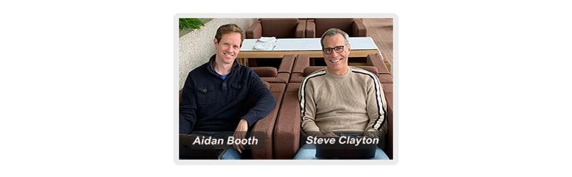 Steven Clayton & Aidan Booth - The Kibo Code Quantum