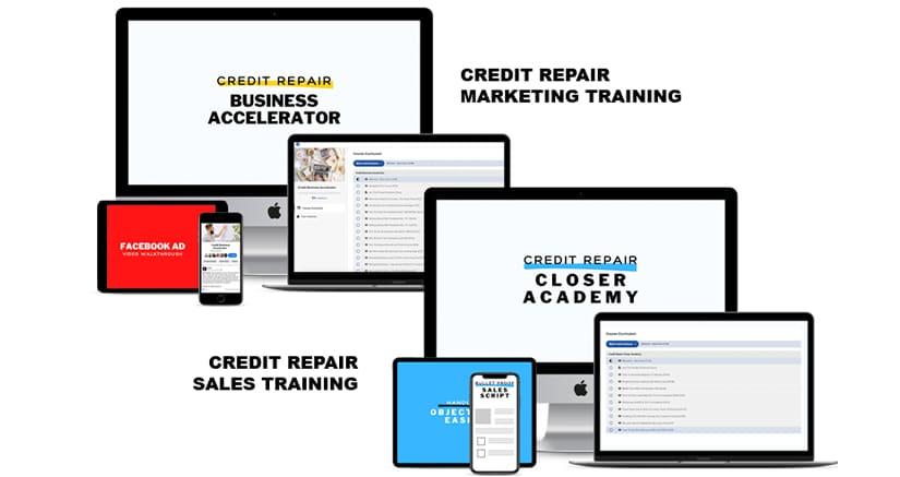 The Ultimate Credit Repair Business Growth Bundle Download