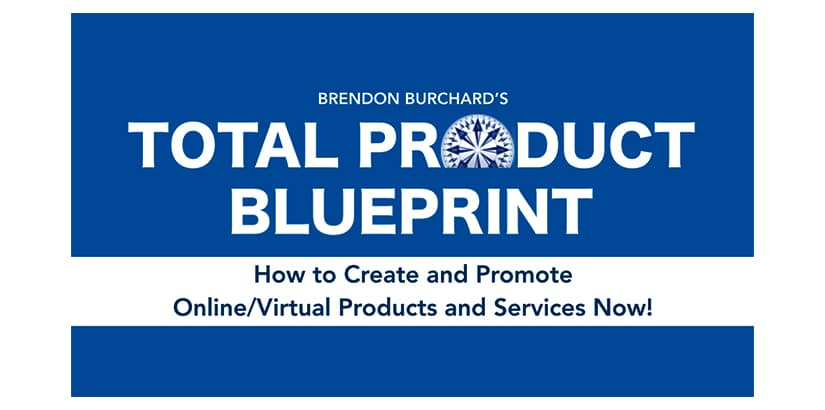 Total Product Blueprint 2021 Download