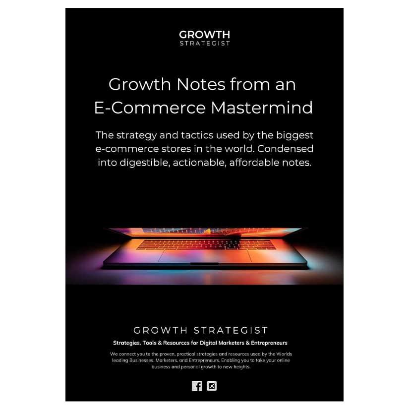 Growth Strategist - The Growth Bundle