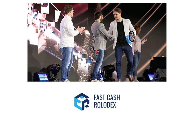 Jacob Caris - Fast Cash Rolodex