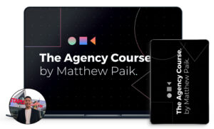 Matthew The Agency Course