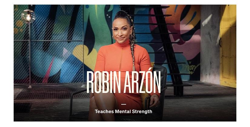 Robin Arzon Mental Strength