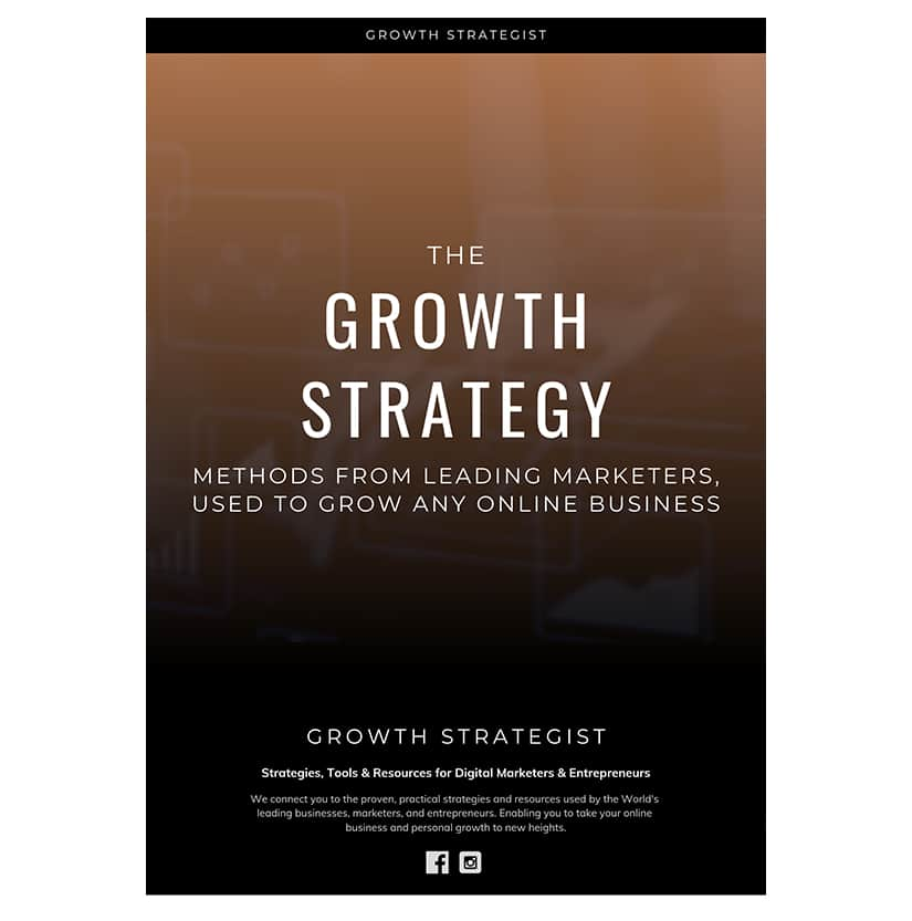 The Growth Strategy